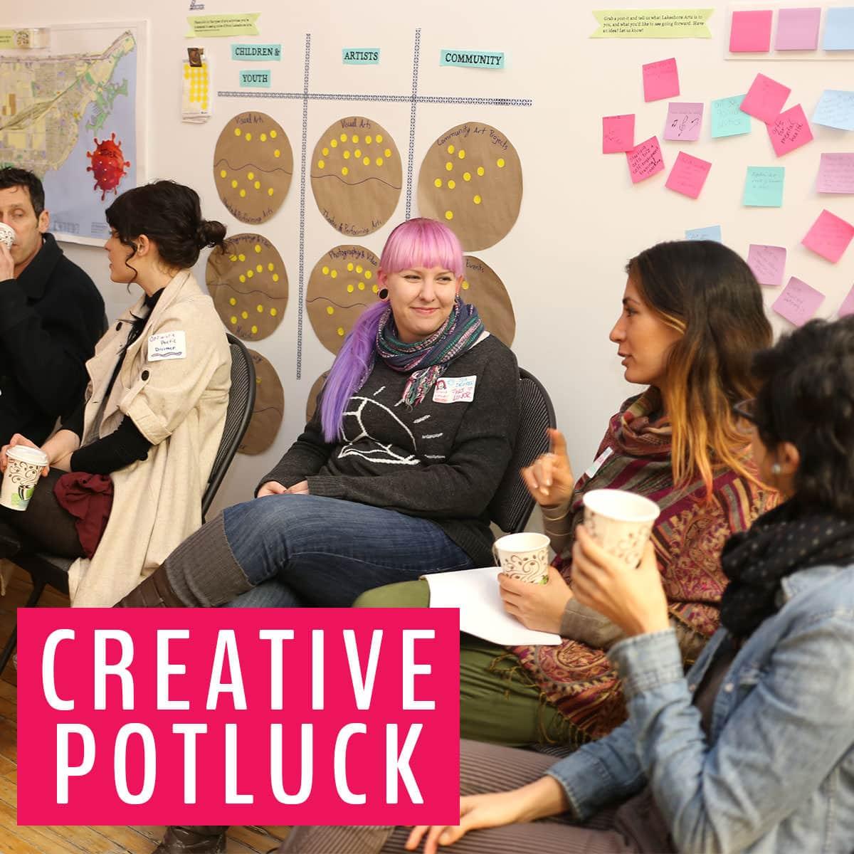 Creative Potluck