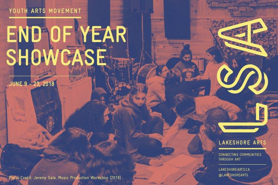 YAM End of Year Showcase