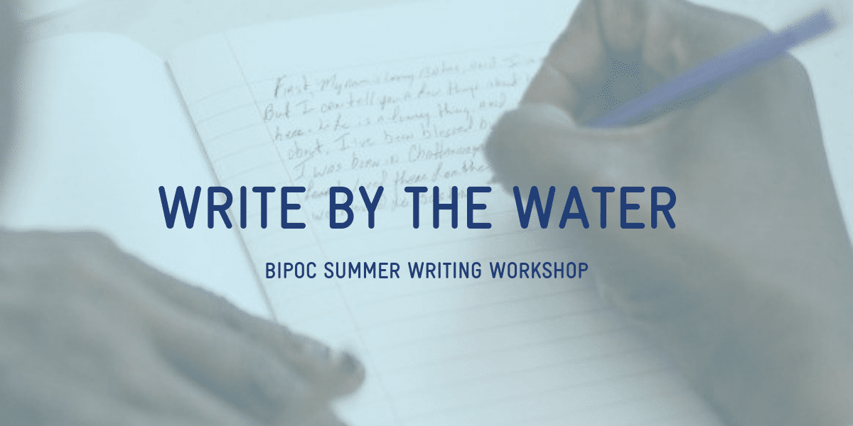 Write by the Water